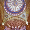 Domes of the Sultan Ahmet ( Blue) Mosque